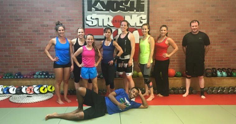 Ichiban Karate & Fitness: My Family